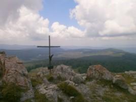 връх Исполин - История на България